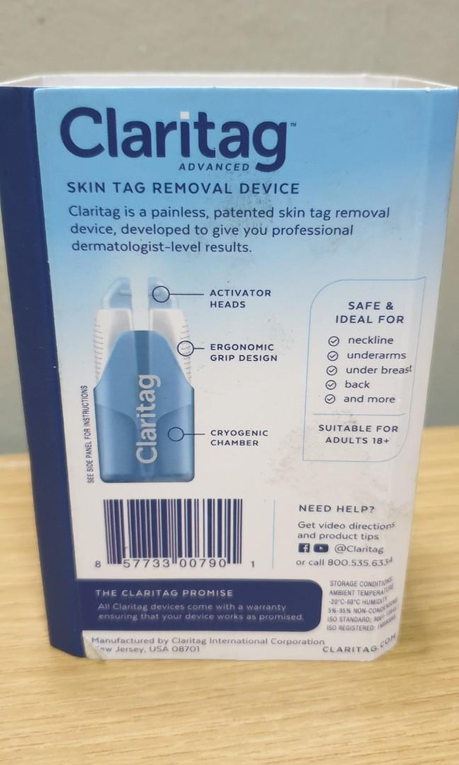 Skin Tag Removal Device Health Beauty Face Skin Care On Carousell