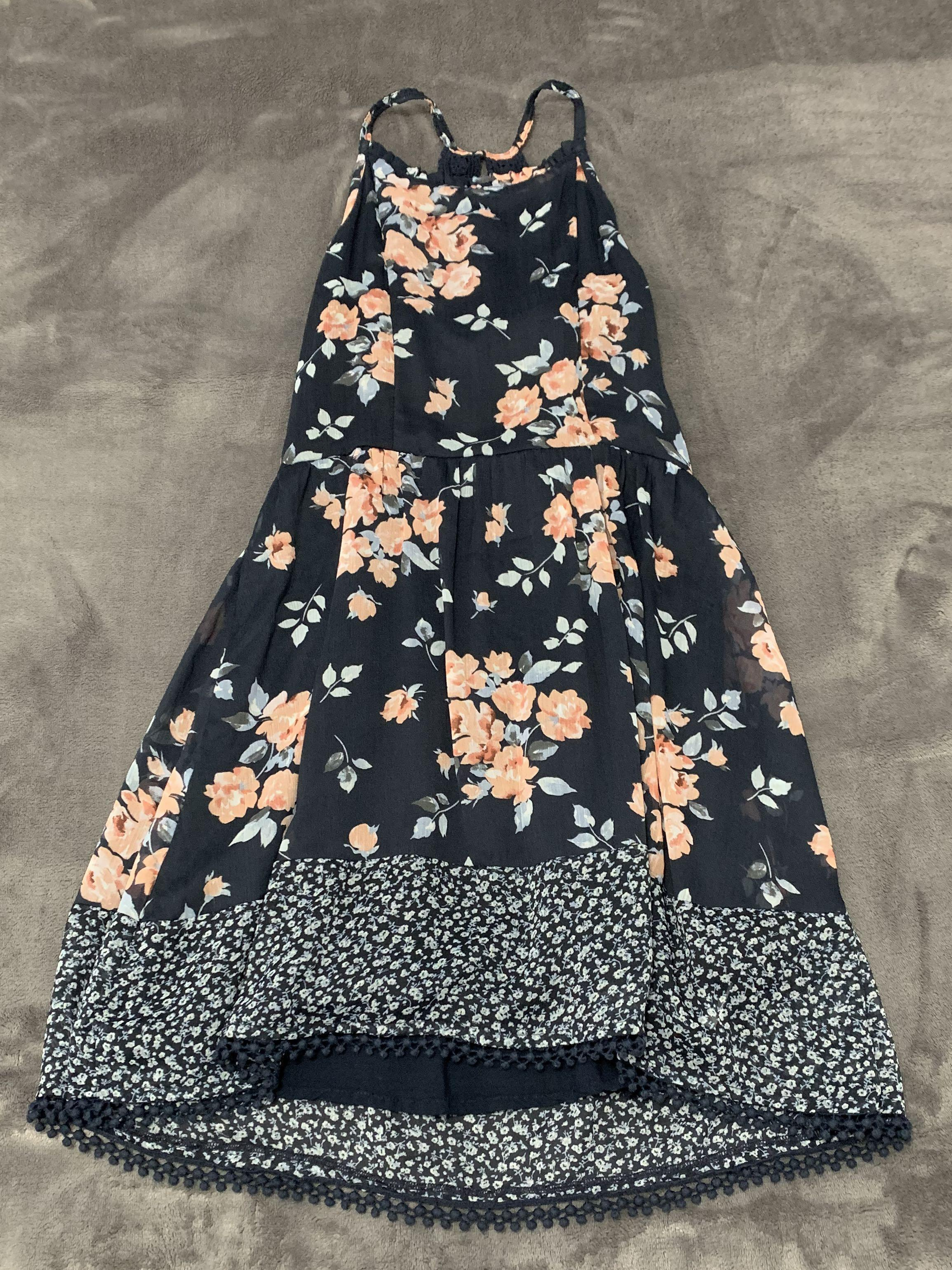 Abercrombie Kids Spring Flower Dress