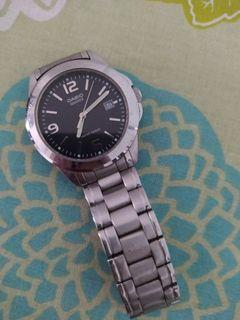 Casio quartz watch jam water resist