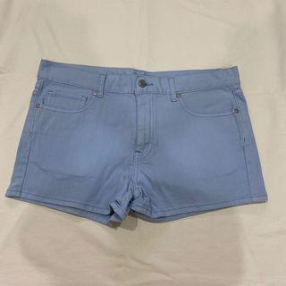 Lativ棉質短褲