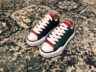 Mihara Yasuhiro OG Sole Sneaker Converse Style