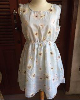 [NEW] Dress Bunga a la Vintage