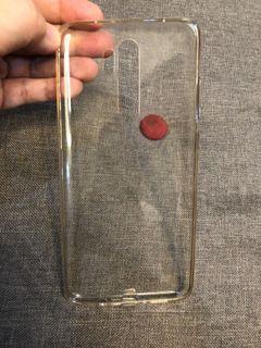Red mi note 8 pro casing
