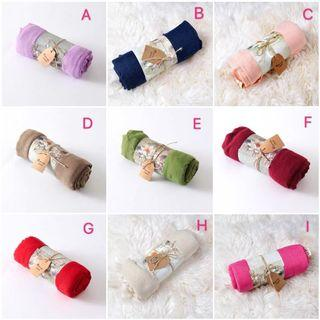 Scarves , shawls for Aircon room