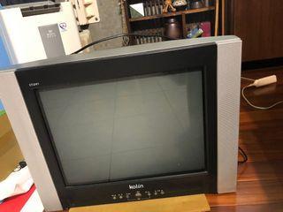 免費二手傳統彩色電視機