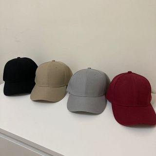 素色帽(魔鬼氈)