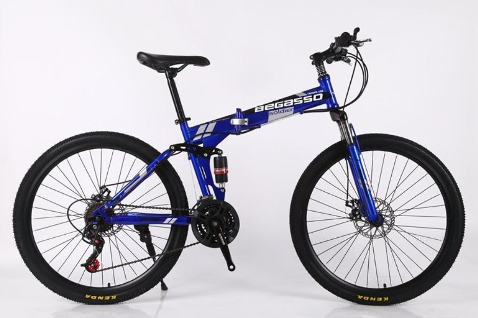 Begasso Folding Mountain Bike Promo (30% Discount & Free ...