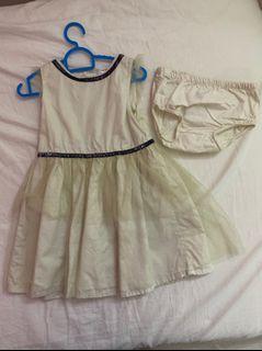 Carters kids dress 2yo