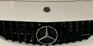 CLA W117 GT front grille