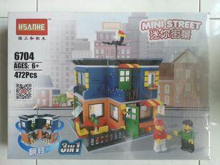 HSANHE 6704 - House  (Brand New & Unopen, Not LEGO)