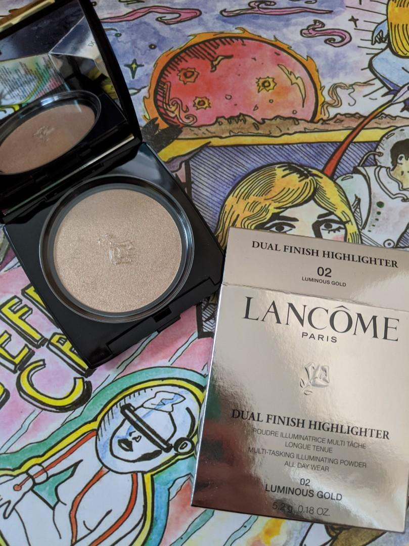 Lancome Duo Finish Highlighter ✨