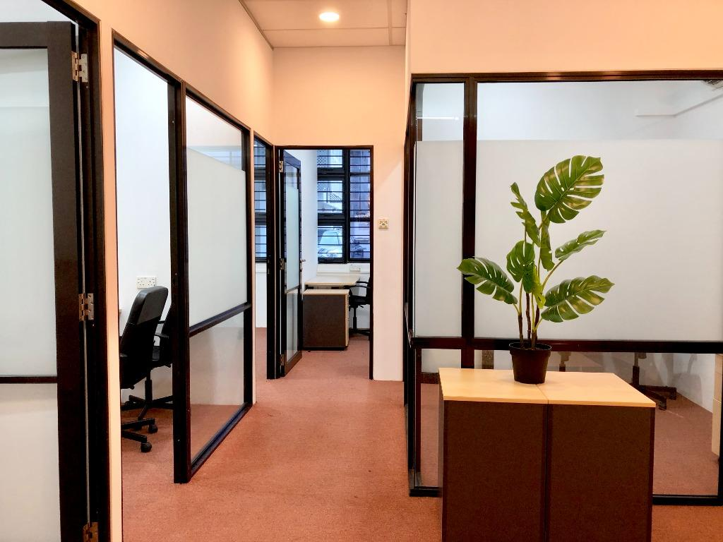 Near Mrt Small Office For Rent In Central Singapore Property Rentals Commercial On Carousell