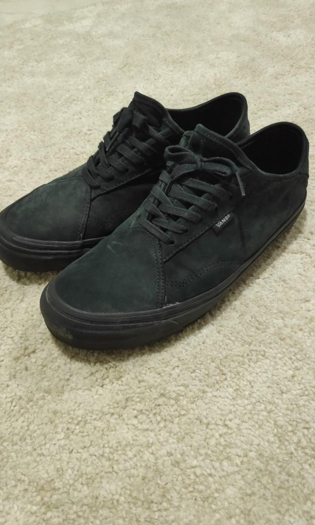 Original Vans Diamo Ni (Suade Leather