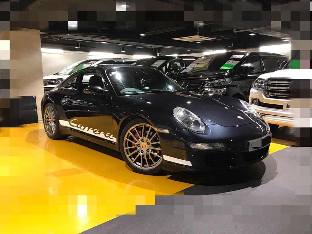 Porsche 911 3.8 Carrera S C2 Auto