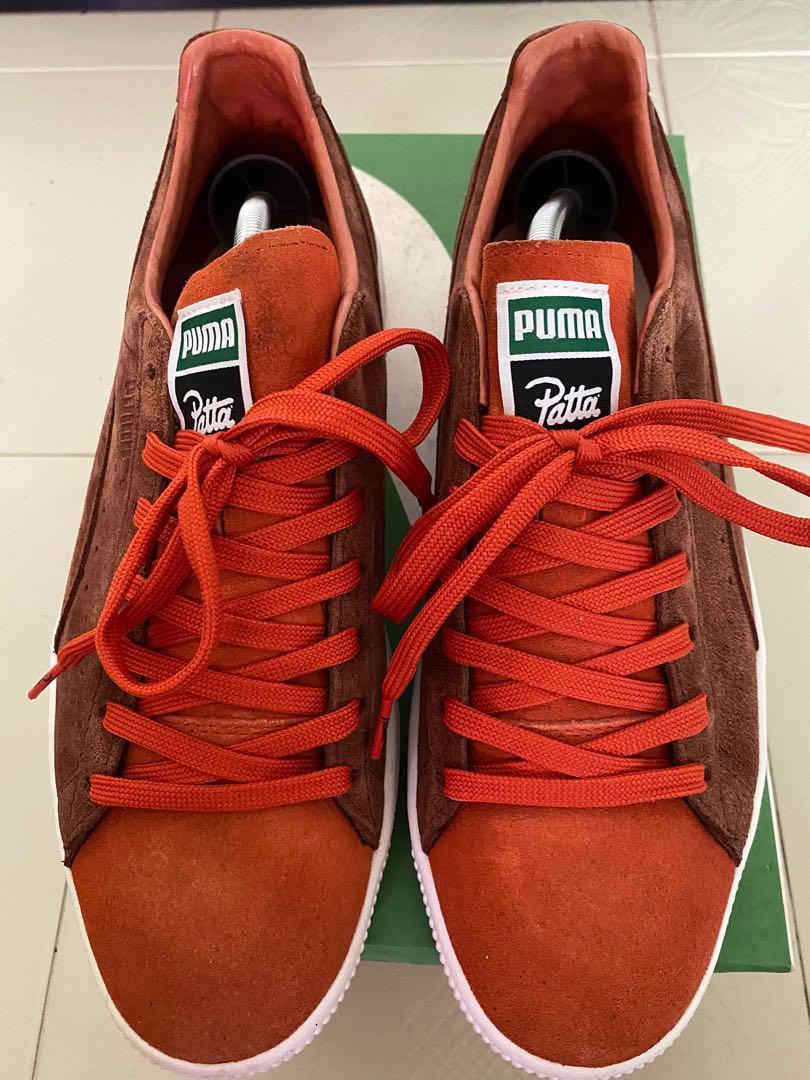 Puma Clyde x Patta, Men's Fashion