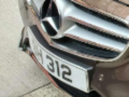 SH312賣車牌, 特快驗車1400~1500, 平保險,新舊呔亦有,家庭車房實店, 本人親自辦理, 可就交收位置,全真五星好評,多年户口記錄