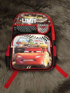 Tas Sekolah Anak Cars Original Disney (NETT)