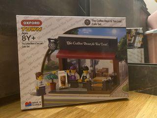 The Coffee Bean & Tea Leaf Cafe Set