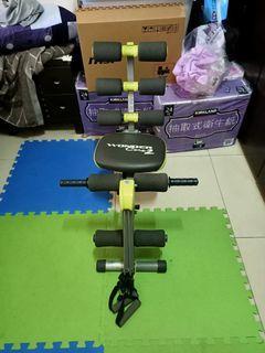 Wonder core 塑體健身機