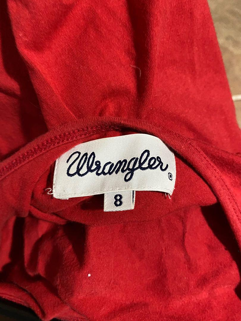 Wrangler body suit (cotton)