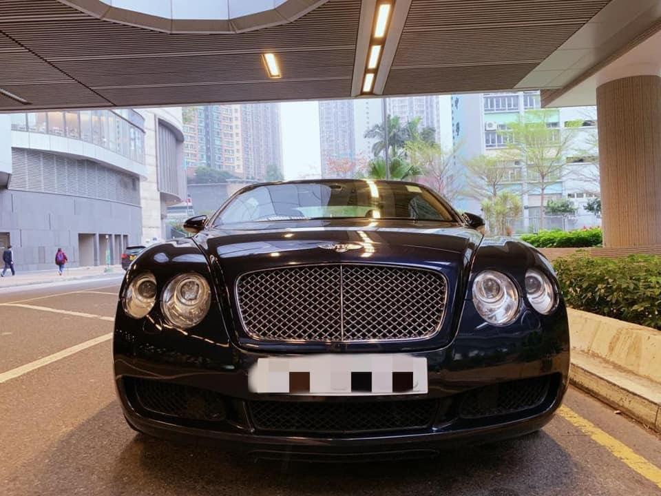 Bentley Continental 6.0 GT Convertible (A)