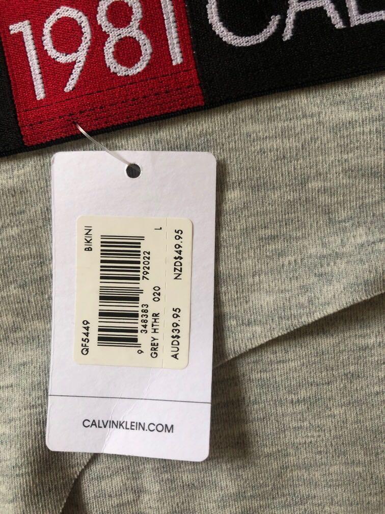 Calvin Klein Undies