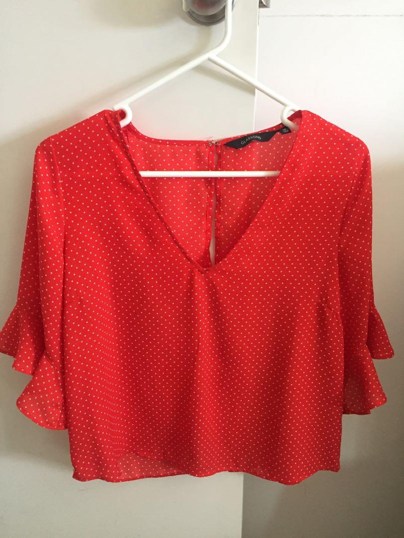 Glassons blouse!
