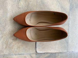 Heatwave Brown Shoes Free Shipping