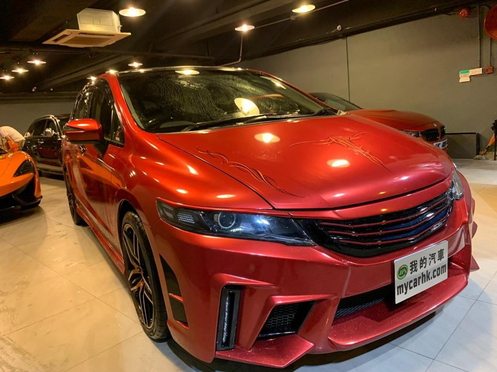 Honda Odyssey 2.4 RB3 Auto