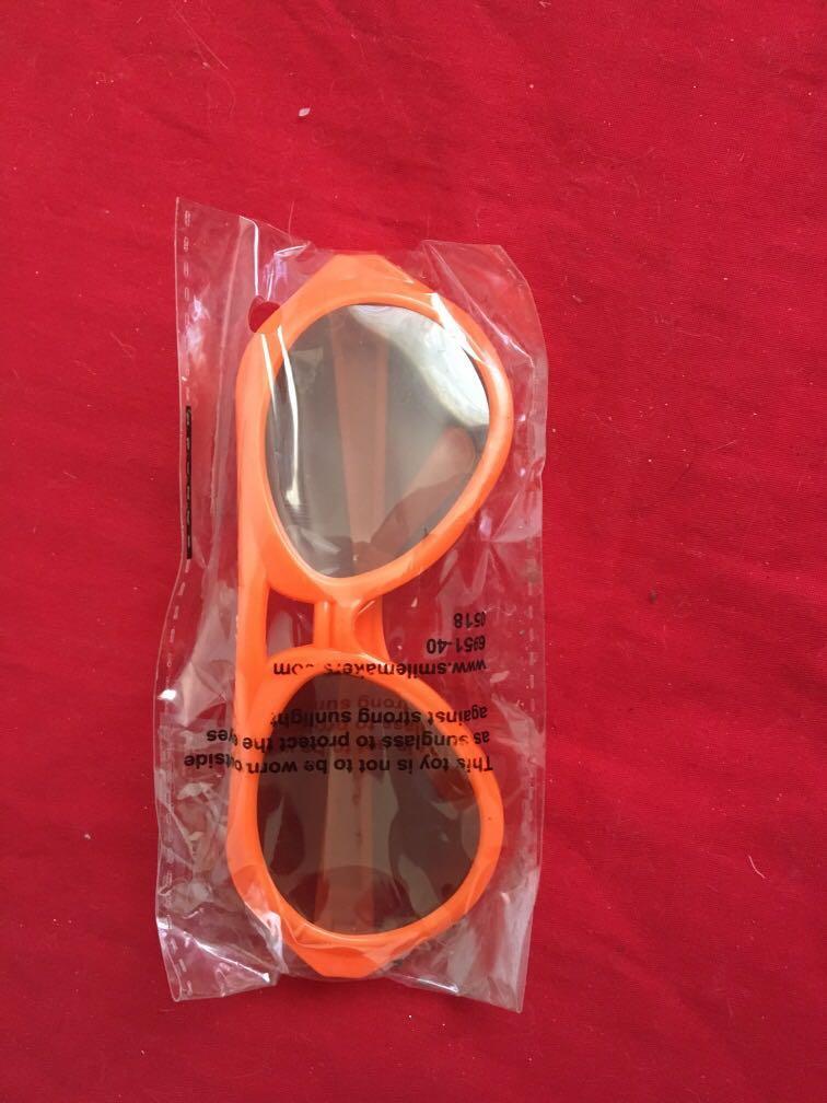 Kids toy sunglasses