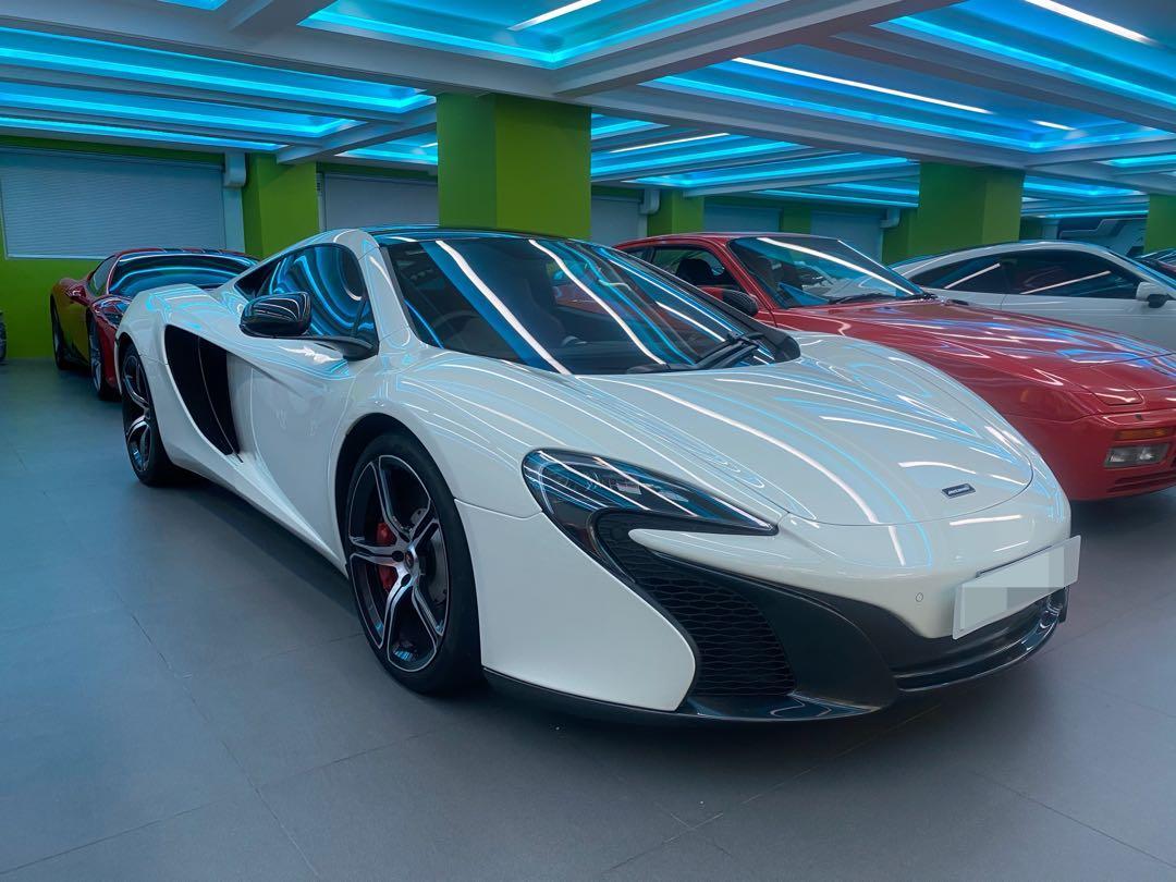McLaren 625c   Auto