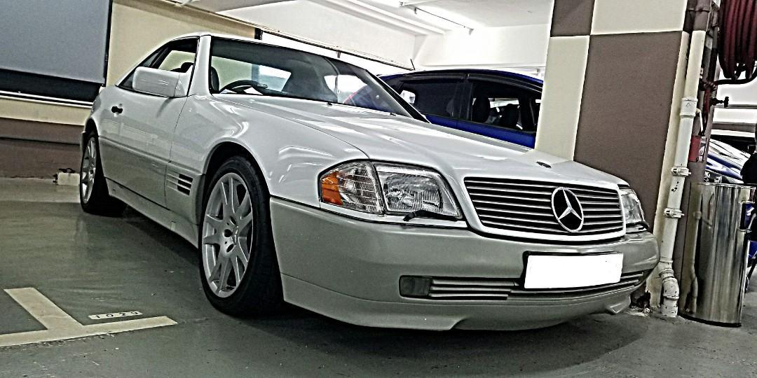 Mercedes-Benz 300 SL -24 SL Auto