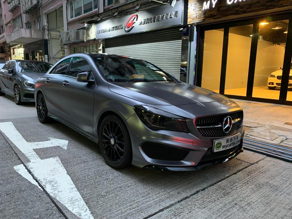 Mercedes-Benz CLA250 AMG 2015 Auto