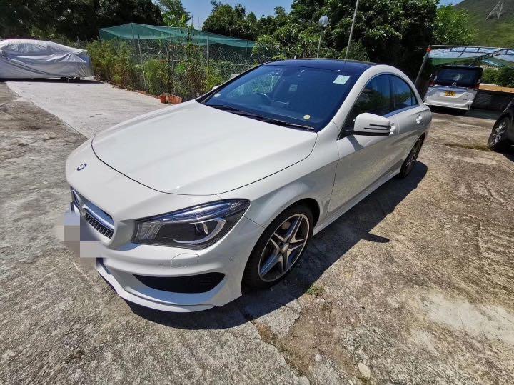 Mercedes-Benz CLA250   Auto
