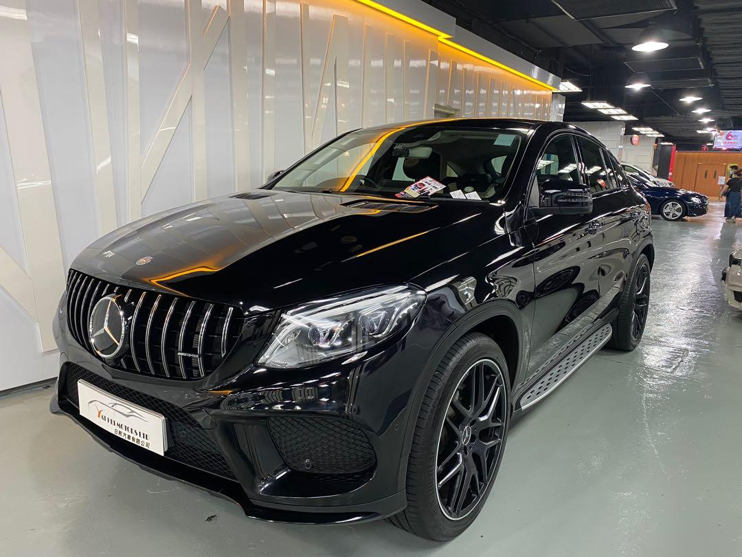 Mercedes-Benz GLE 43 GLE43 AMG COUPE Auto