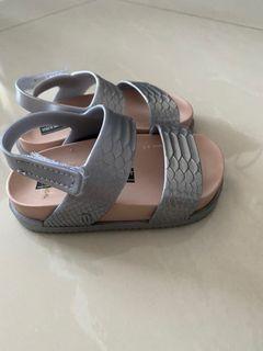Mini Melissa Sandals -size 21