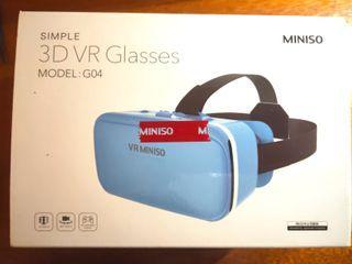 Miniso 3D VR眼鏡 G04