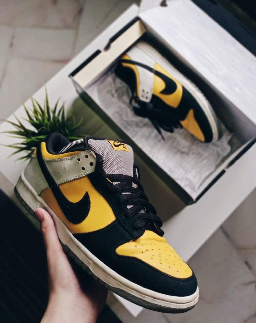 Nike SB Dunk Low BIC, Men's Fashion