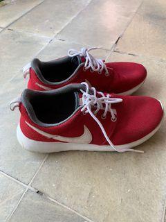 Nike Roshe Run Red Free Shipping