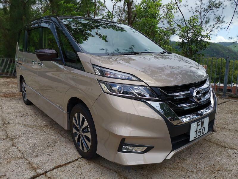 Nissan SERENA Highway Star  S Hybrid  Auto