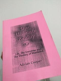 [English, Free Ongkir Jakarta] Our Ultimate Reality, Life, the Universe and Destiny of Mankind