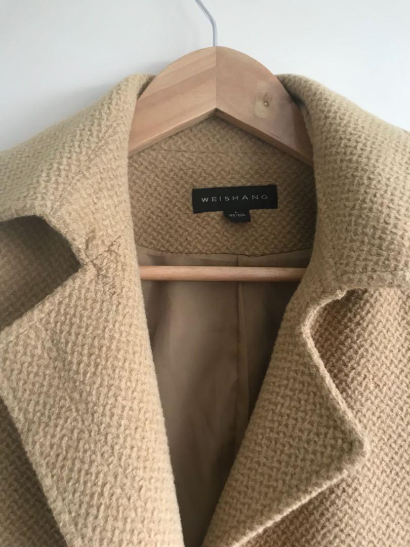 Authentic Knit Coat
