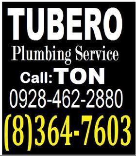 TON Plumbing & General Services Declogging & Repair Tubero