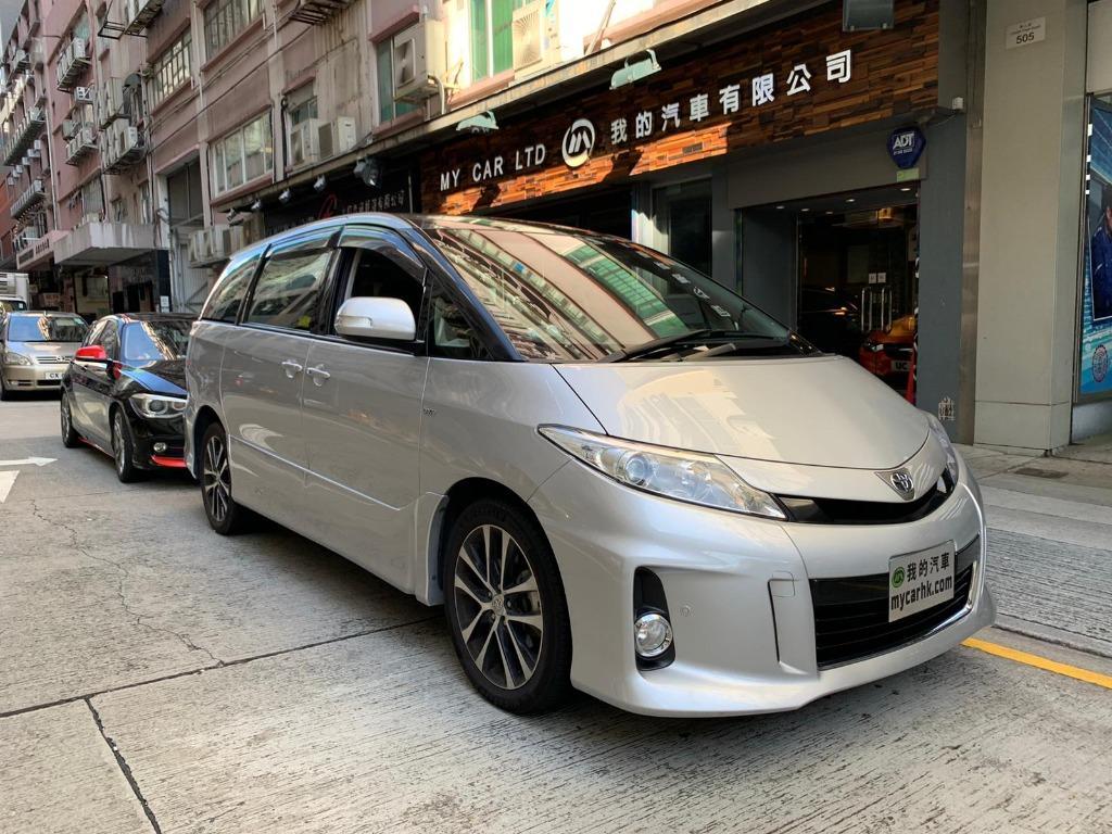 Toyota Previa 2.4 2013 Auto