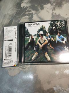 Used : The verve / Urban Hymns *Japan edition * / EMI