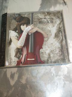 Used music CD / Kanon Wakeshim / still doll  *Japanese* Mana - Malice Mizer