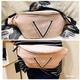 Variety of Authentic Guess Bags