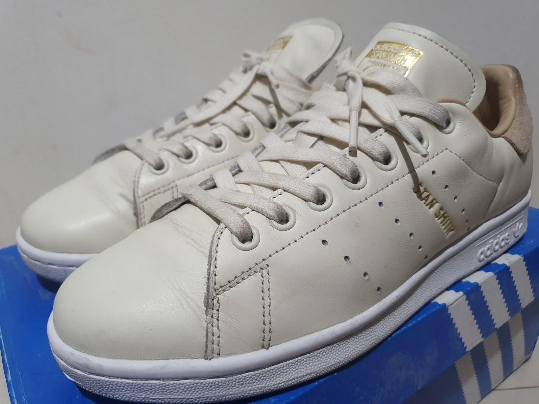Adidas Stan Smith Cream White US7.5 Men
