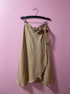 Aritzia Wilfred Eleta Skirt in Roebuck Size Small
