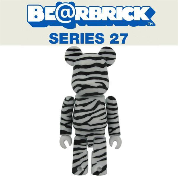 Medicom Bearbrick Series 27 100/% Pattern